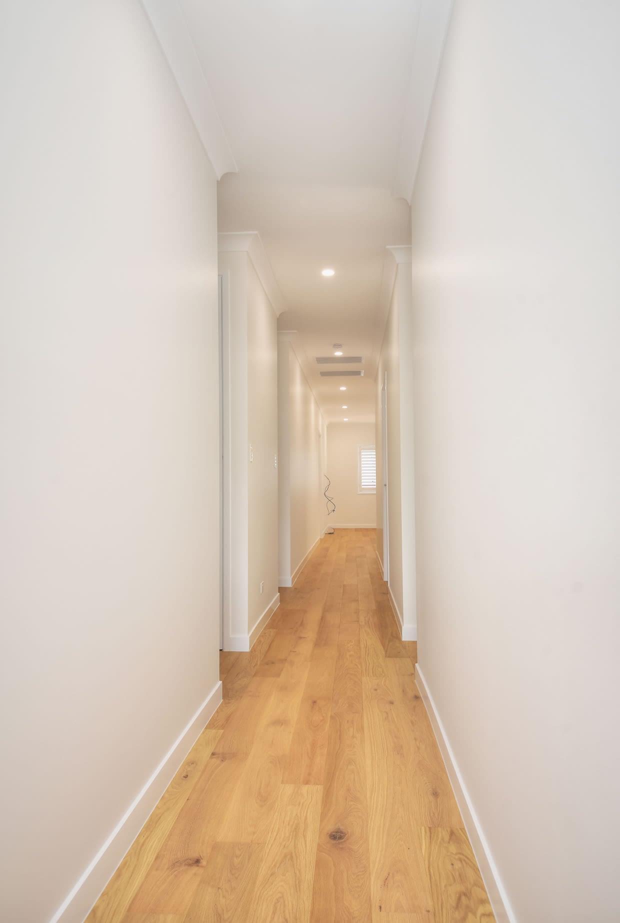 Renovation Of Hallway