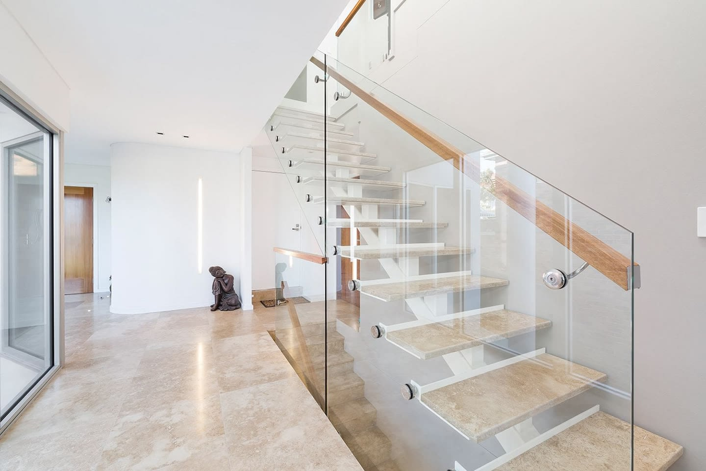 New Custom Home Stairs