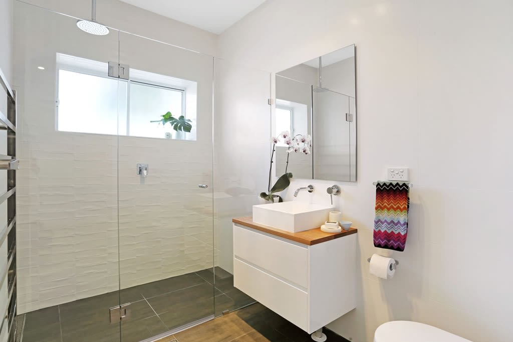 Home Extension, New Bathroom