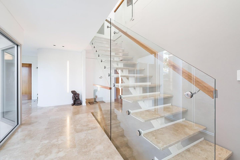 New Custom Home Stairs