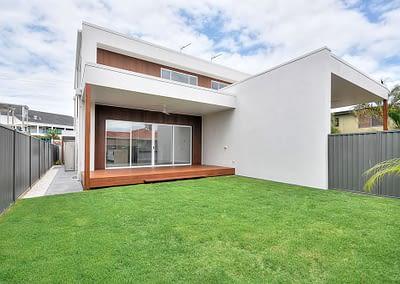 Duplex Build Holleywell Gold-Coast