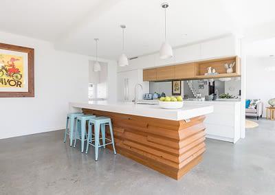 Major Home Renovations Kitchen in Currumbin Waters