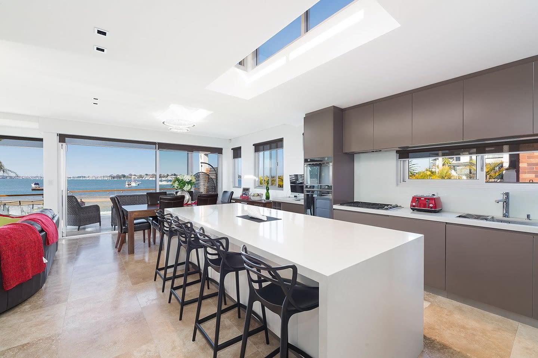 New Custom Home Kitchen