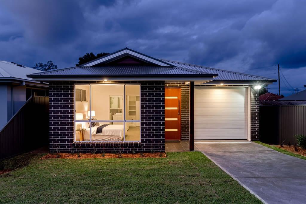 Single story home builder